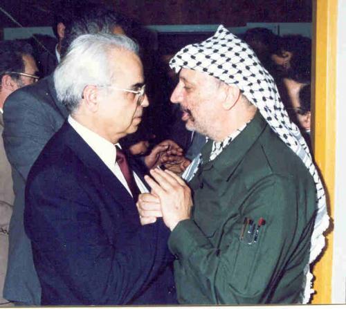 Yasser Arafat -Ο τρυφερός Μαχητής (1)